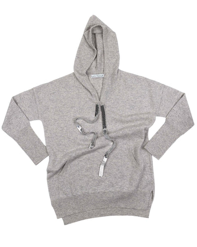 The Sequin Hoodie in Flint