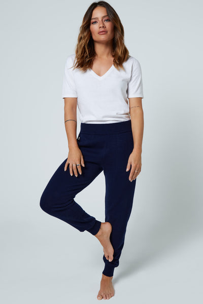 The Lounge Pants in Navy