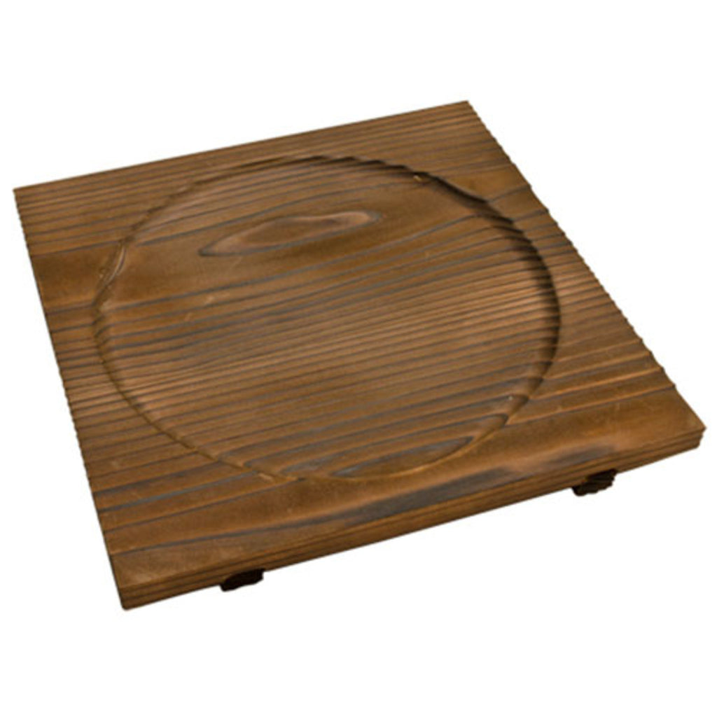 Yakisugi Wooden Base