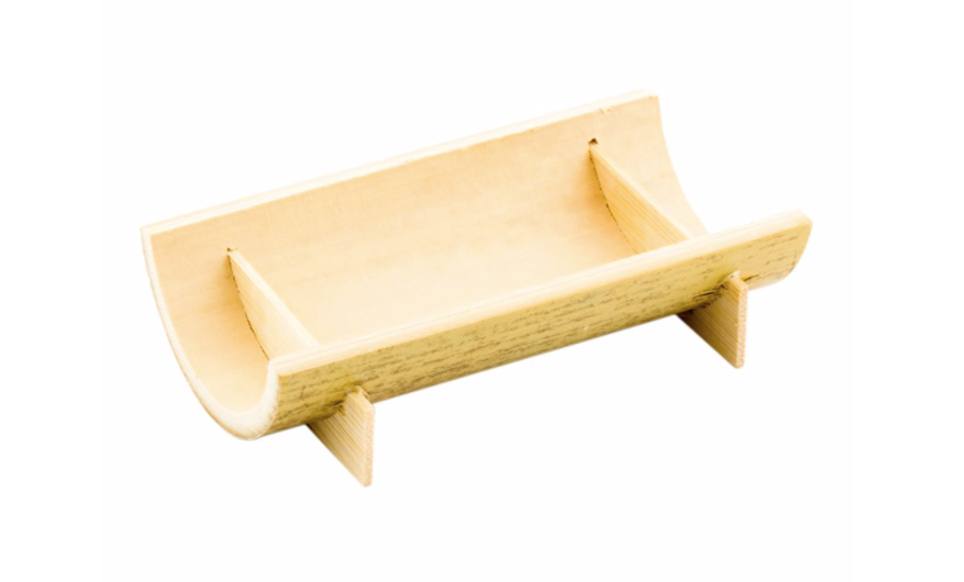 Natural Bamboo Canoe