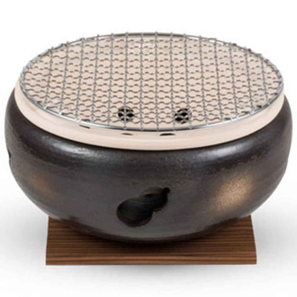 Bizen Black Konro (available in 2 sizes)