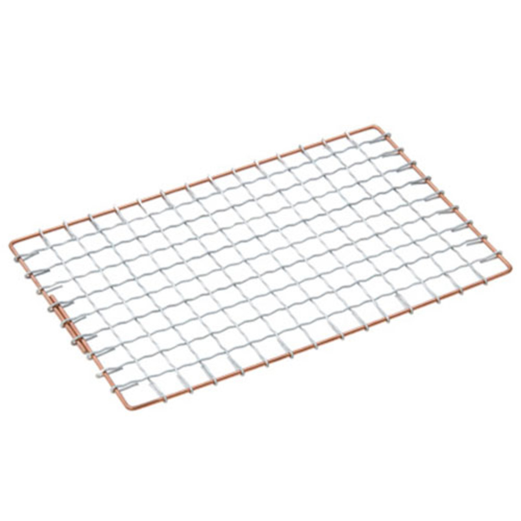 "Stainless Screen Net 7""L x 4.25""W"