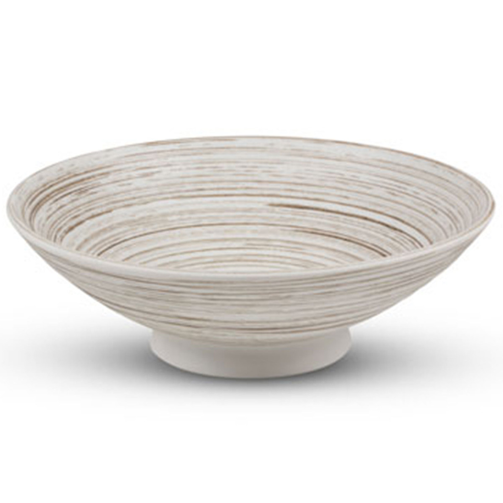 Uzumaki Brown Wide Bowl