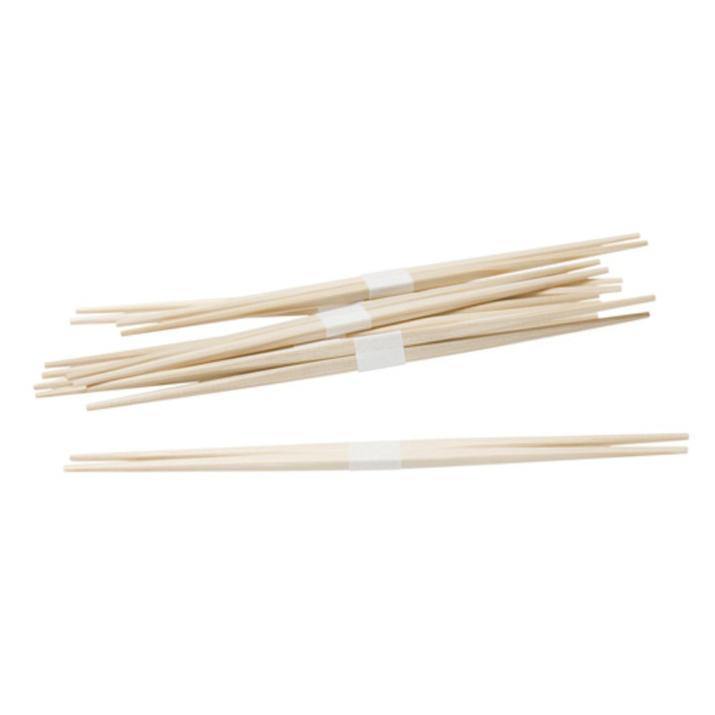 Disposable Cedar Chopsticks - Grade A