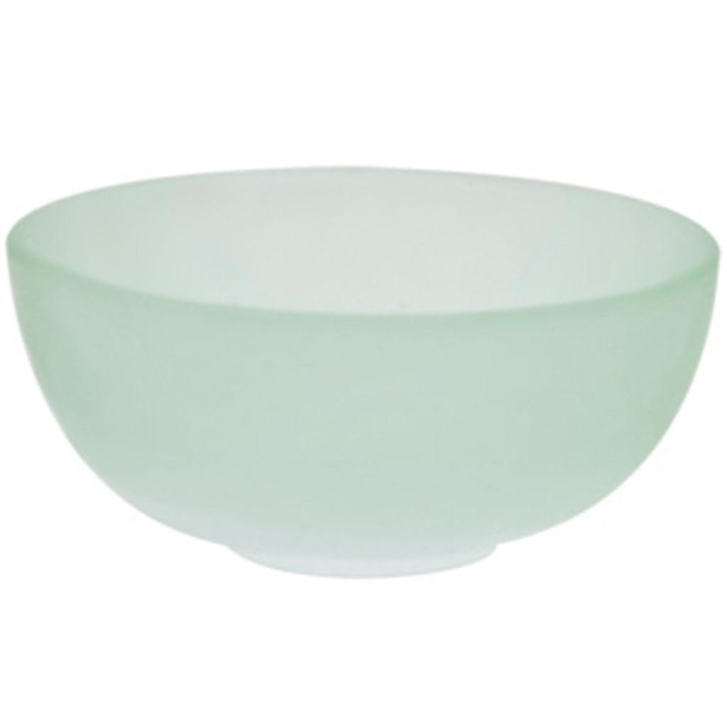 Green Wakakusa Glass Bowl 1.5 oz