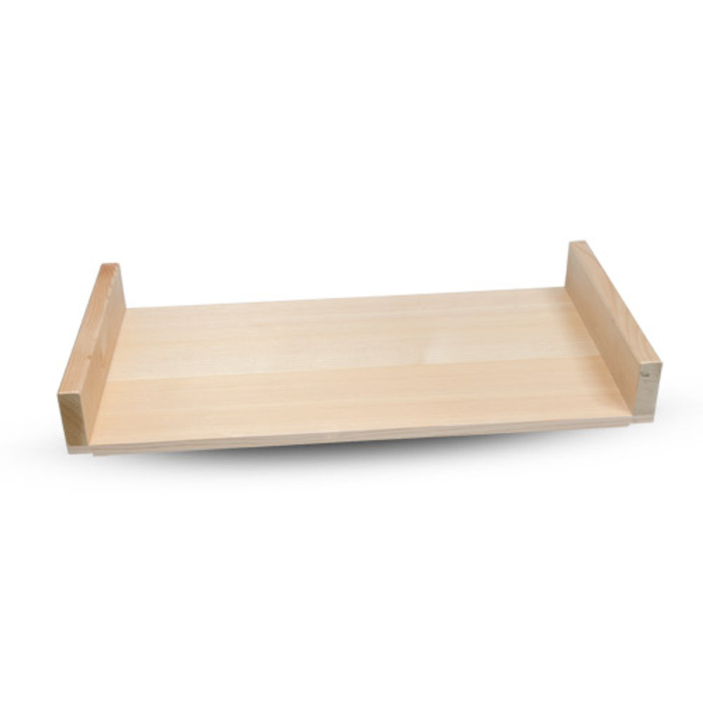 Wooden Perp Shelf Nuki Ita (available in 2 sizes)
