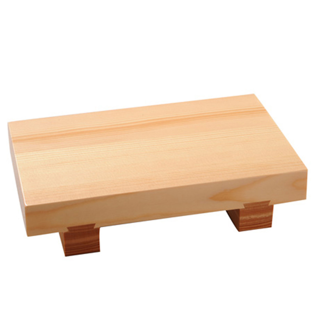 Traditional Wooden Sushi Geta (available in 2 sizes)