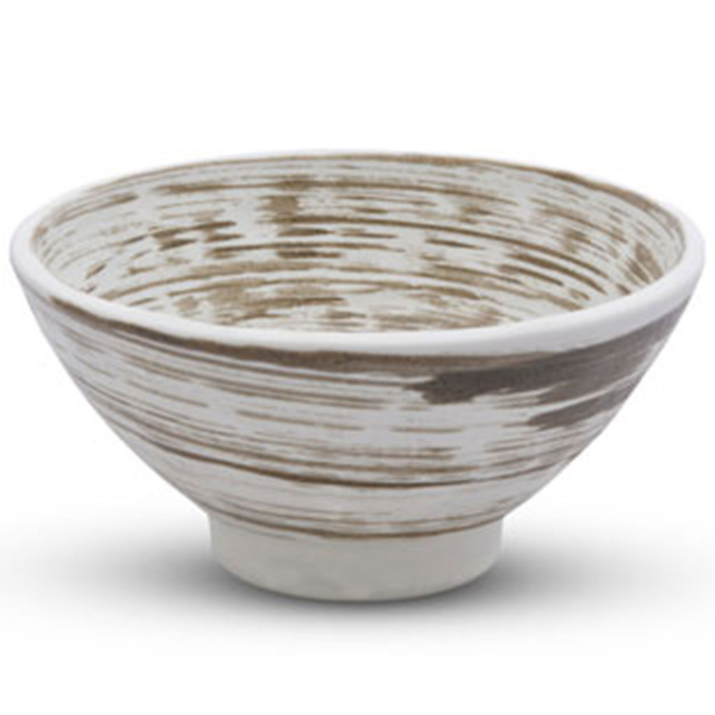 Uzumaki Brown Deep Bowl 16.9 oz
