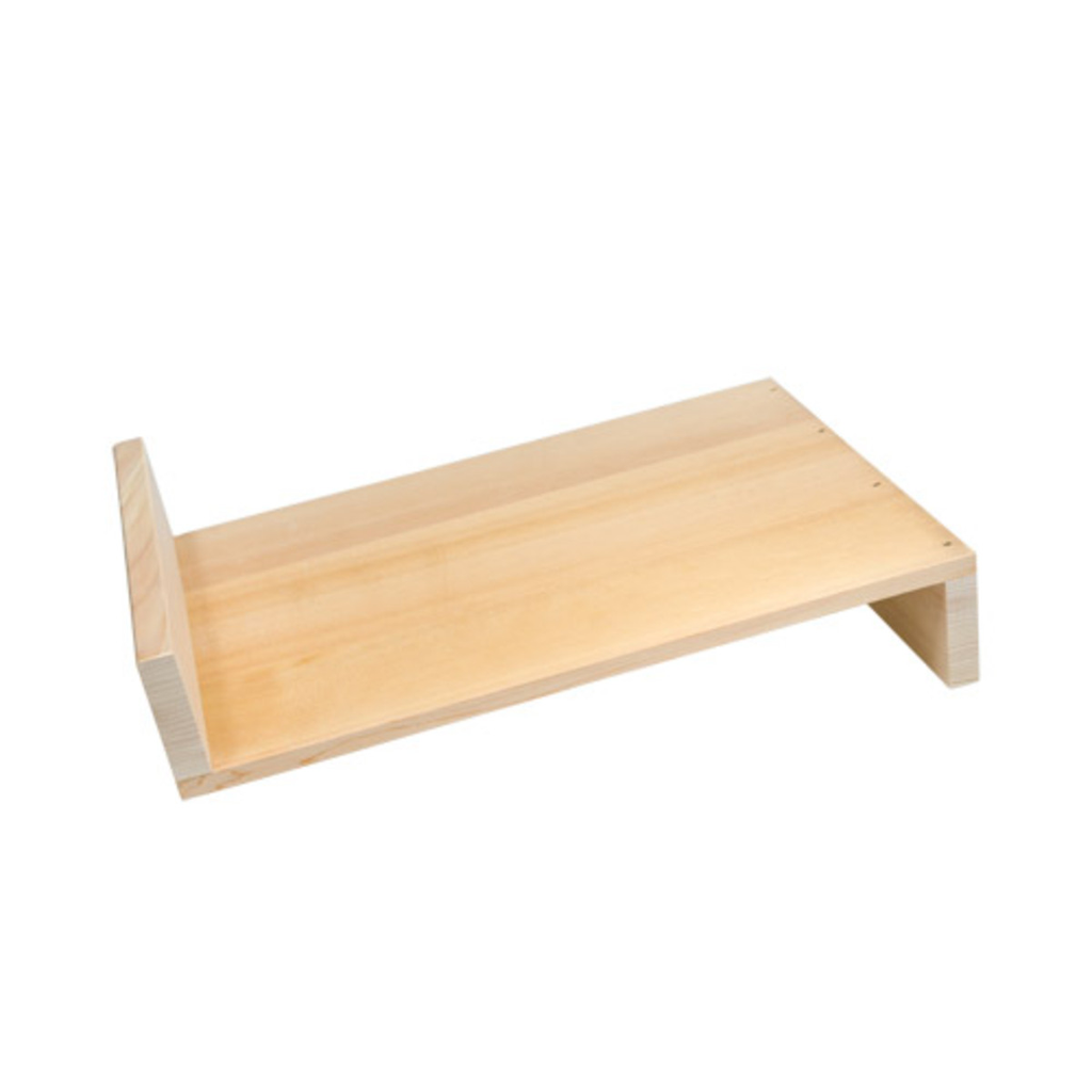Wooden Prep Step Nuki Ita (available in 2 sizes)