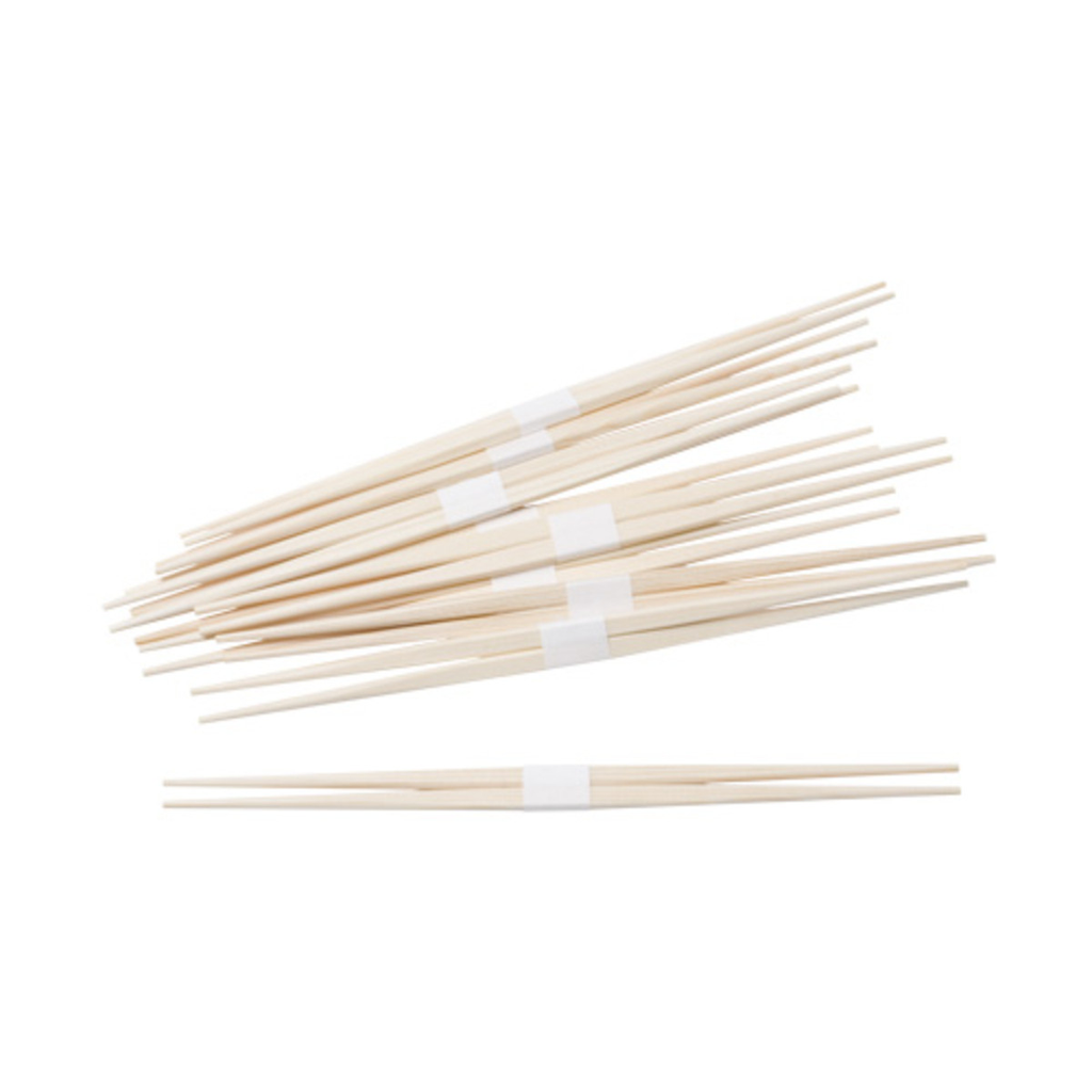 Disposable Cedar Chopsticks - Grade B