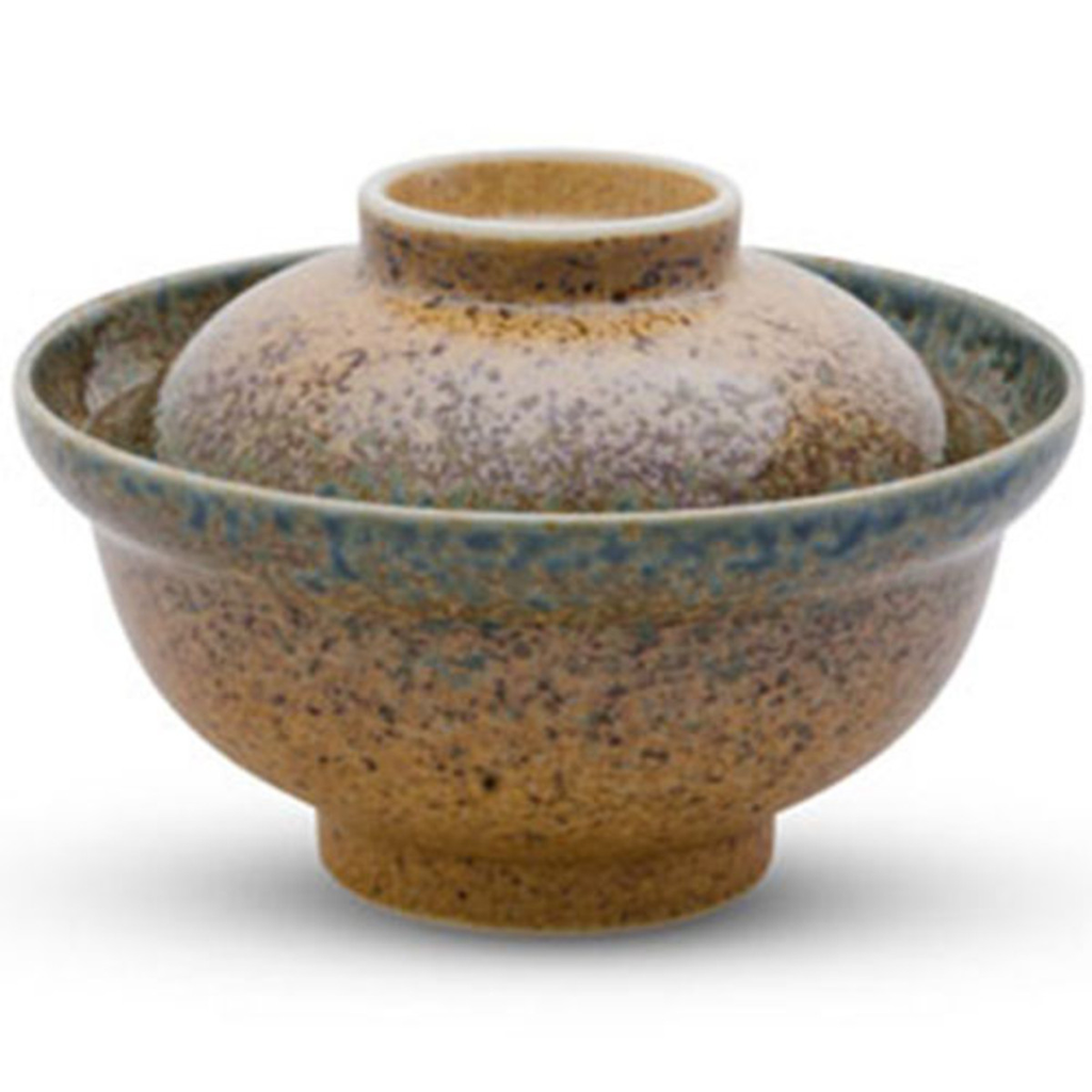 Ainagashi Lidded Bowl 14 oz