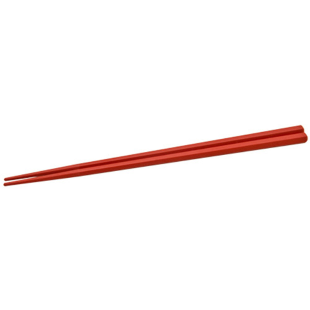 Red Non - Slip Melamine Chopsticks