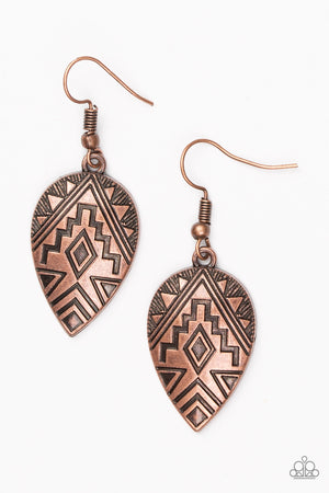 Adobe Adornment - Copper