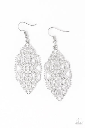 Ornately Ornate - Silver