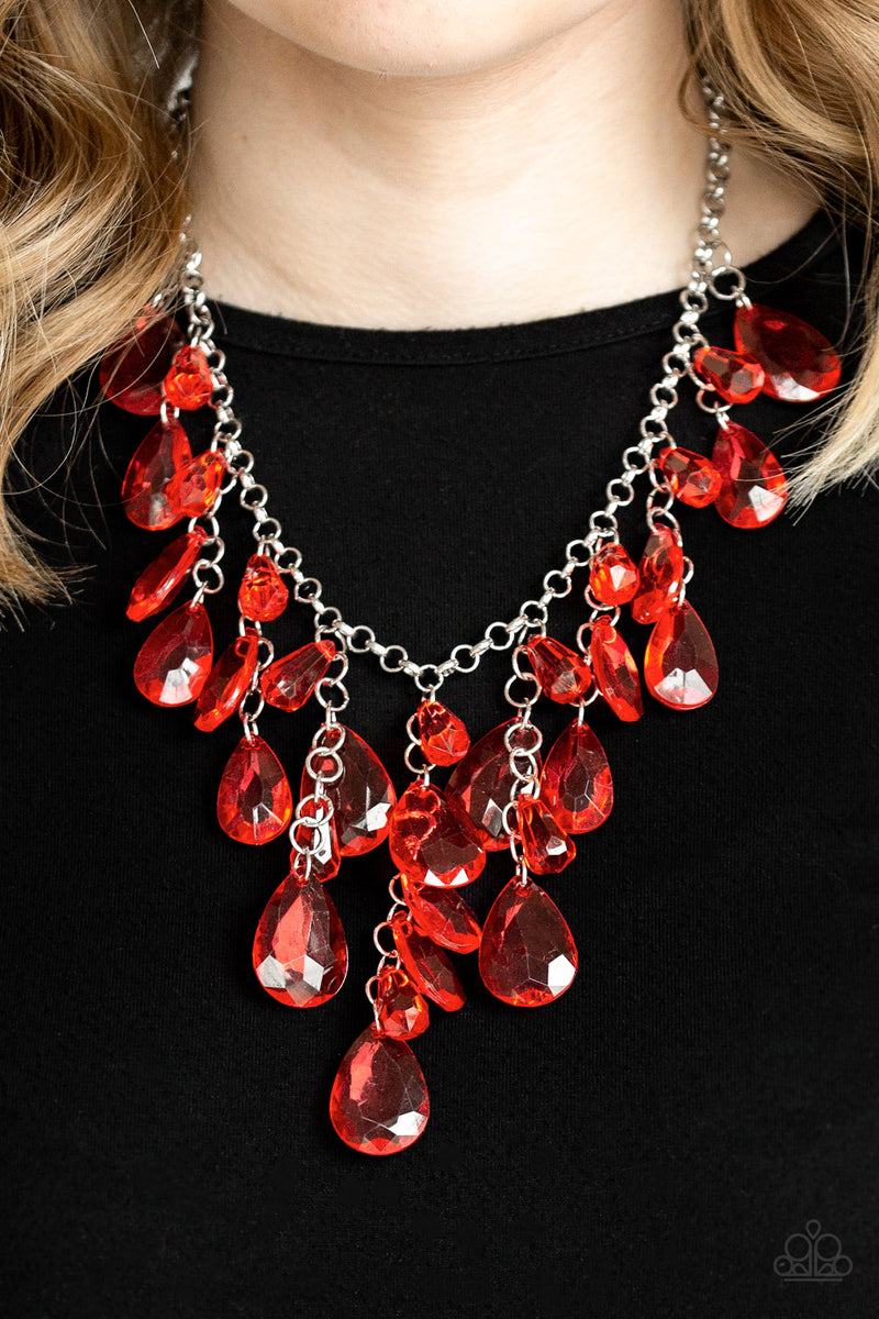 Irresistible Iridescence - Red