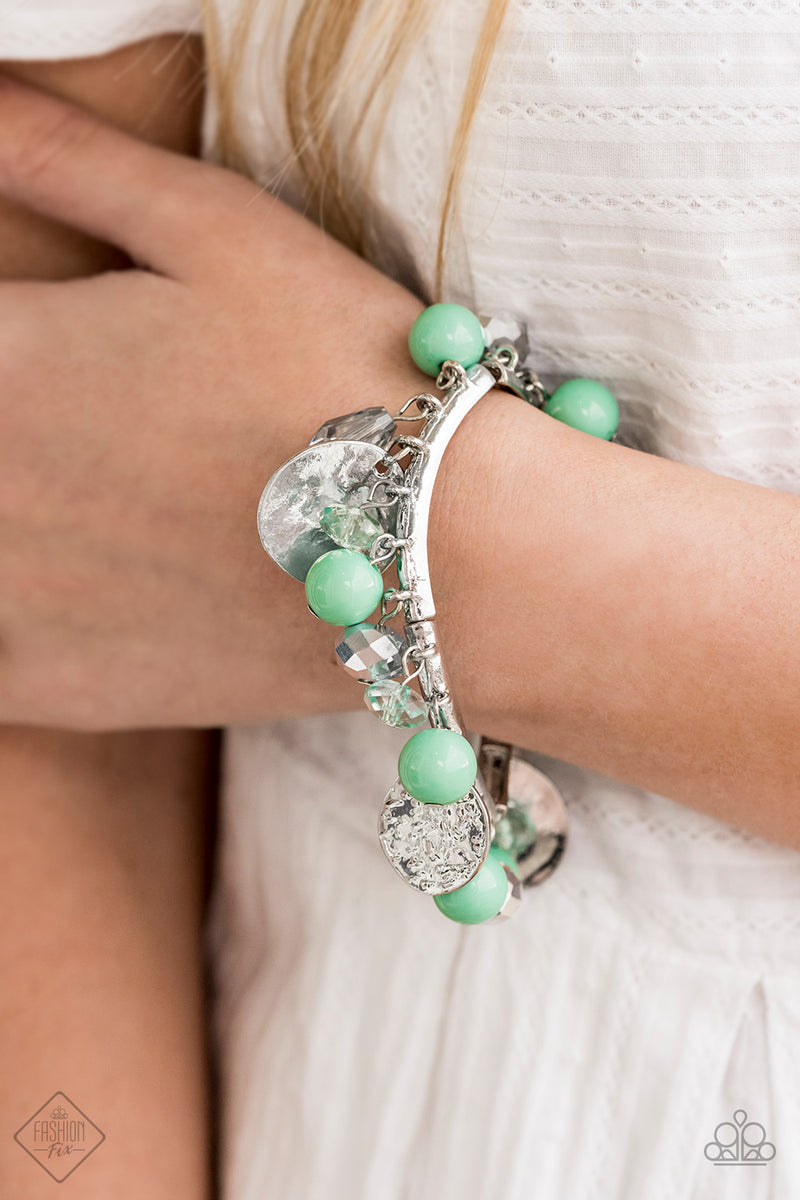 Charming Treasure - Green
