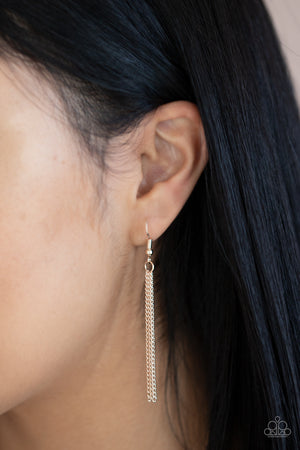 Teardrop Timelessness - Rose Gold