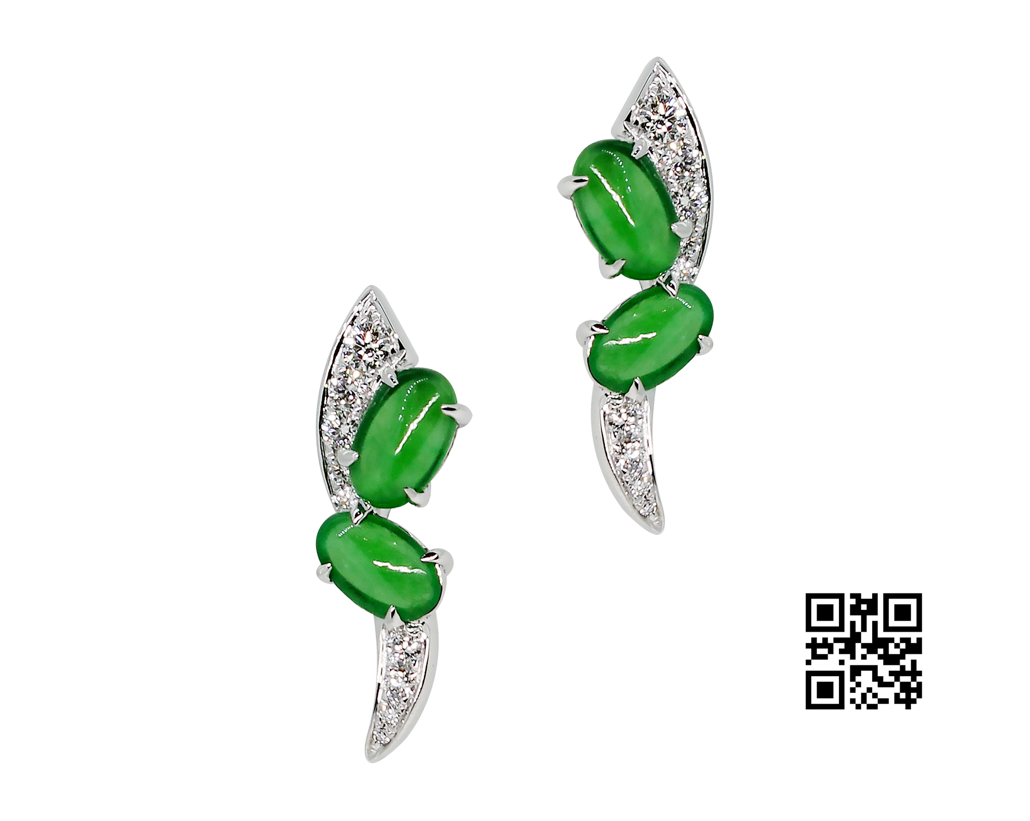 Stories Gems : Jade Cabochons