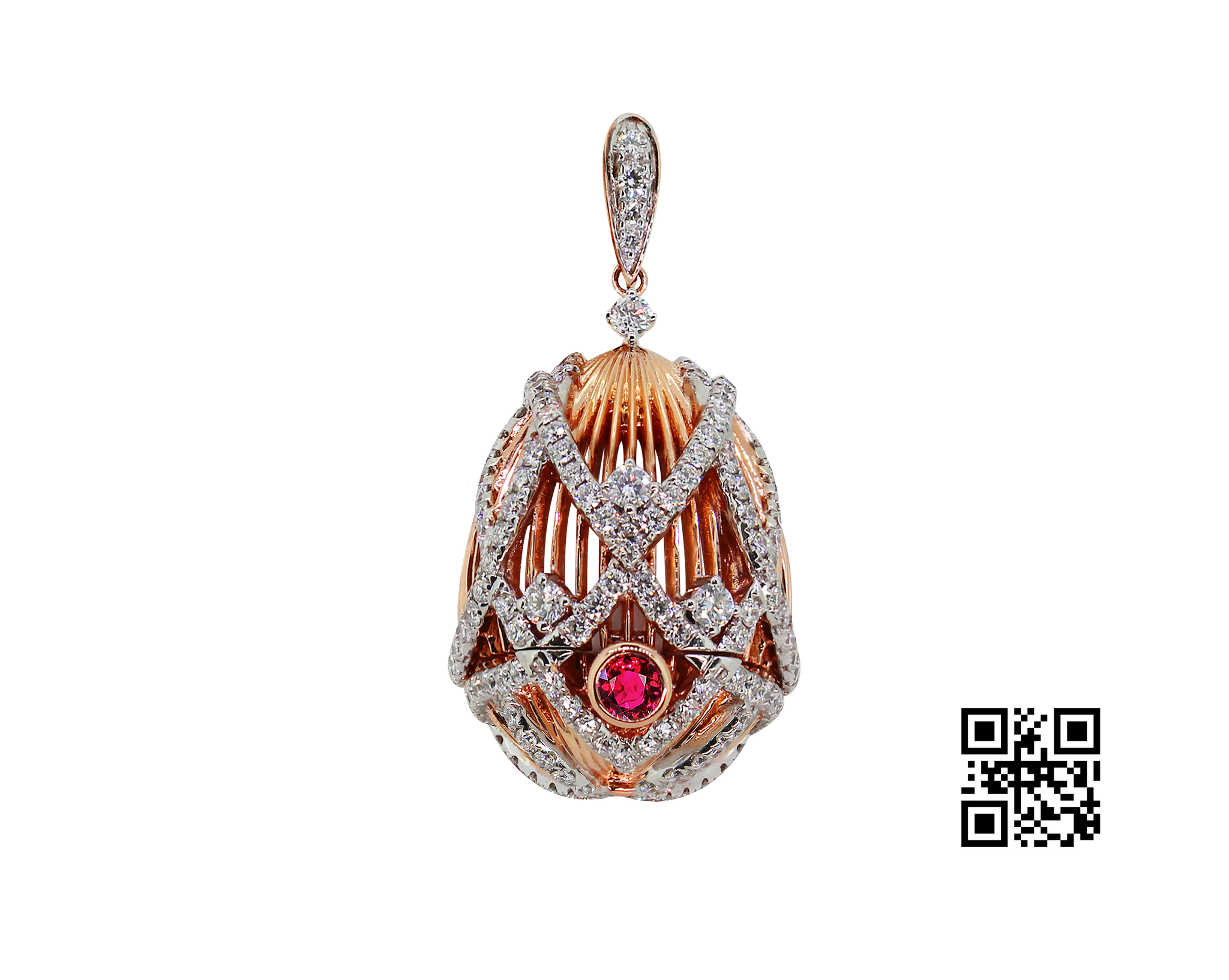 From Russia With Love : Faberge Delight