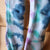Beach Glass Tie-Dye Socks