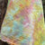 Pastel Fragments Tie-Dye Dish Towel