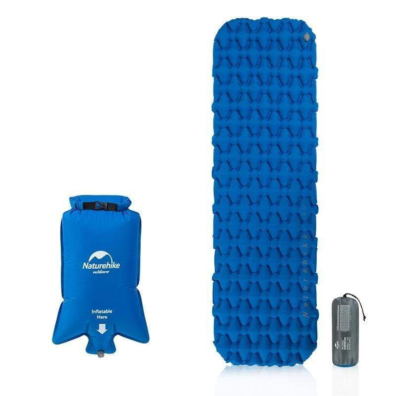 Outdoor Inflatable Sleeping Pad - The Accessory Home