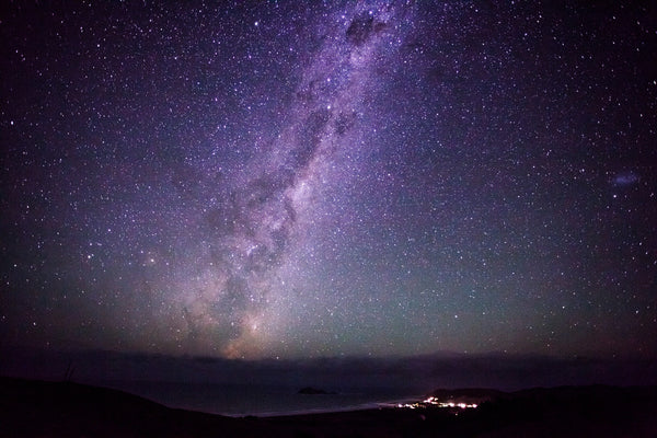 Waimarama Under The Milky Way