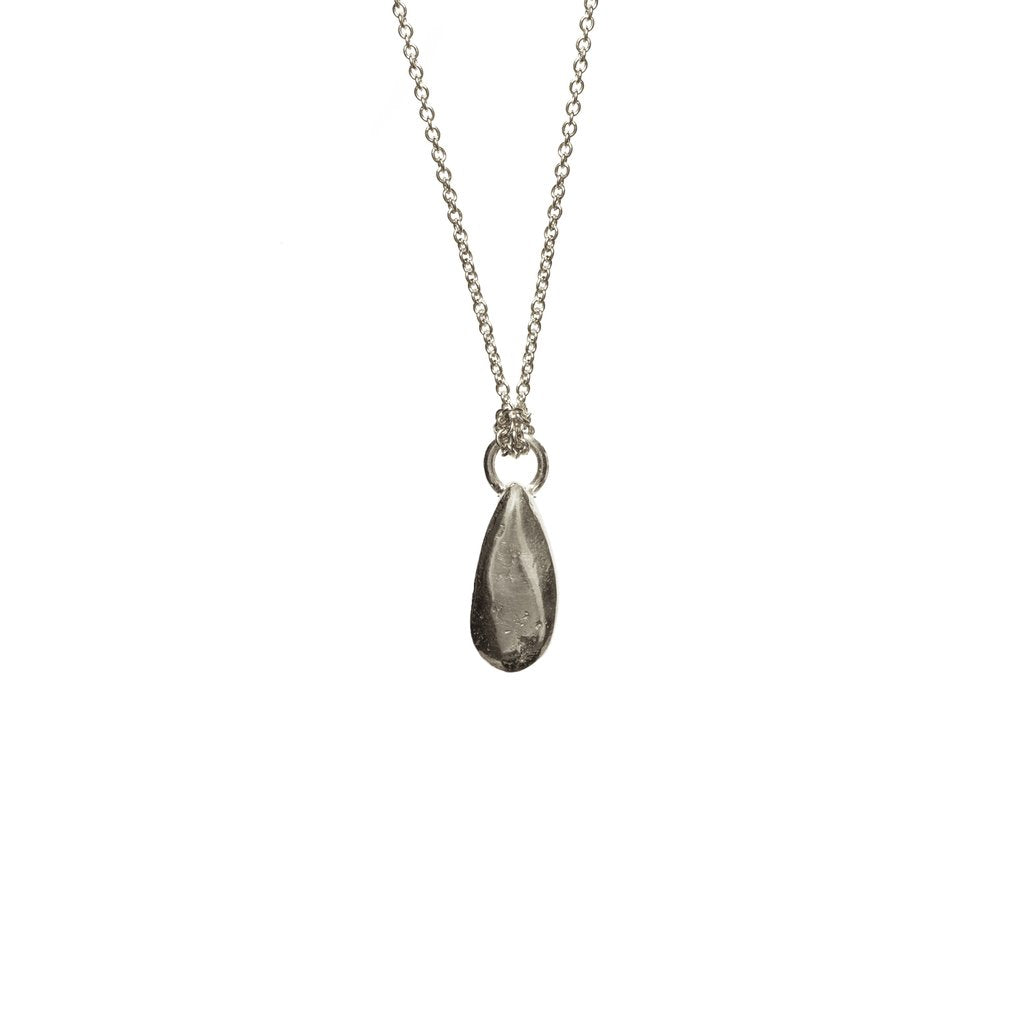 Mini Pepita Necklace / Sterling Silver