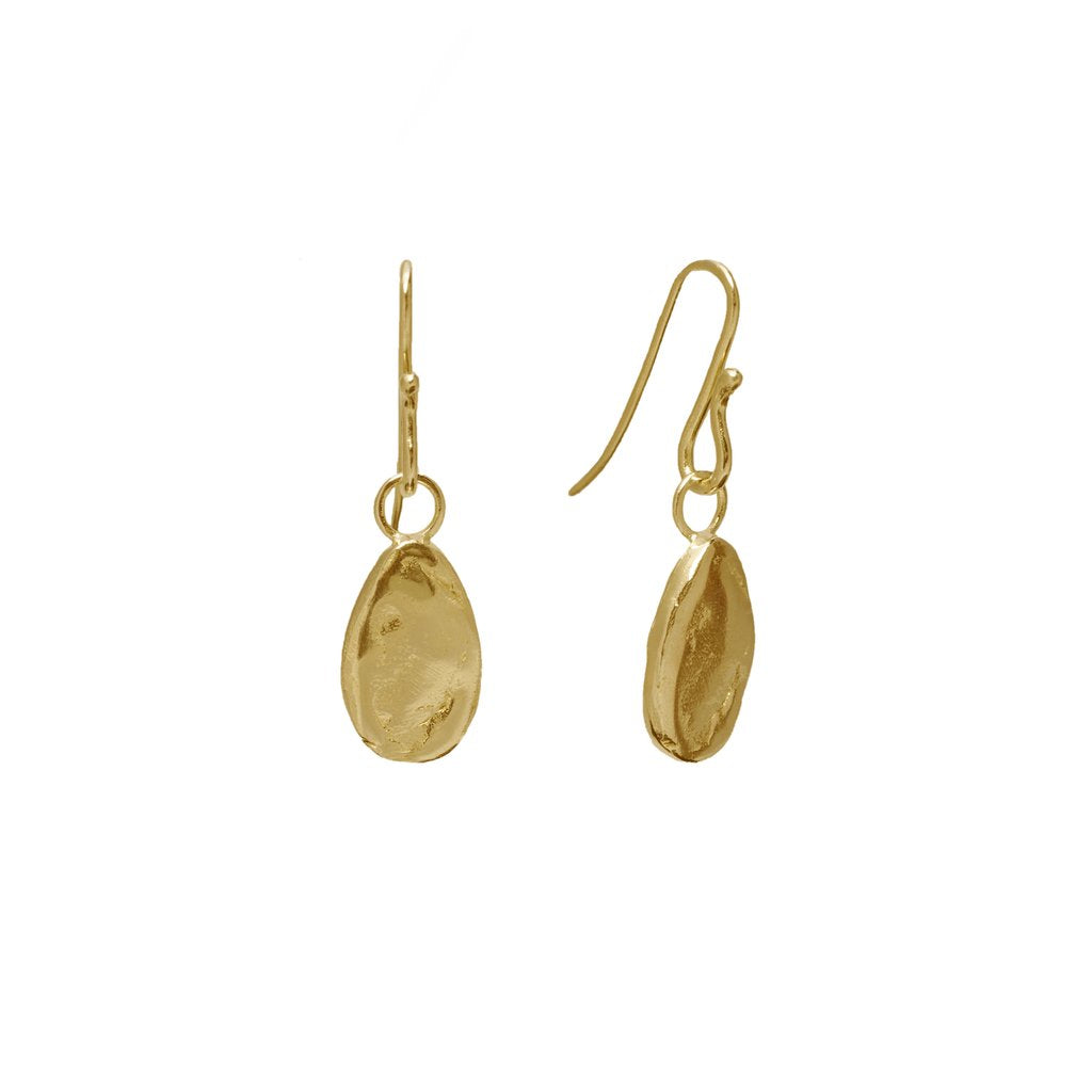 Pepita Drops / Gold Plated