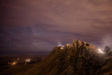Te Mata Peak At Night