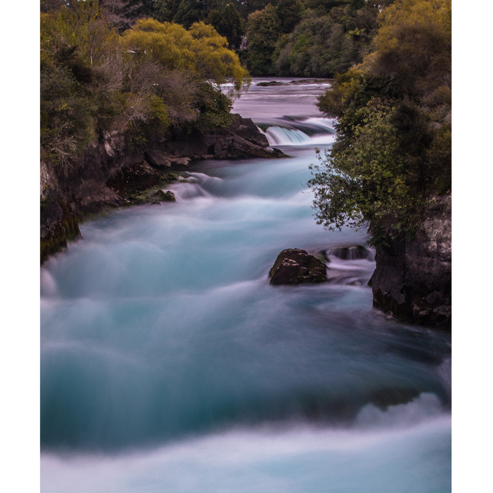 Huka Falls - Upstream