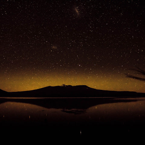 Whakapapa Under The Milky Way