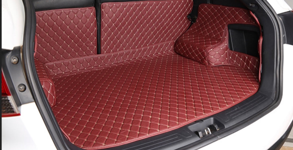 Full cover Cargo mat Maroon