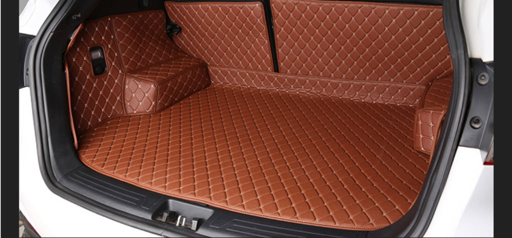 Full cover Cargo mat Light Brown