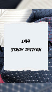 Lava Stripes