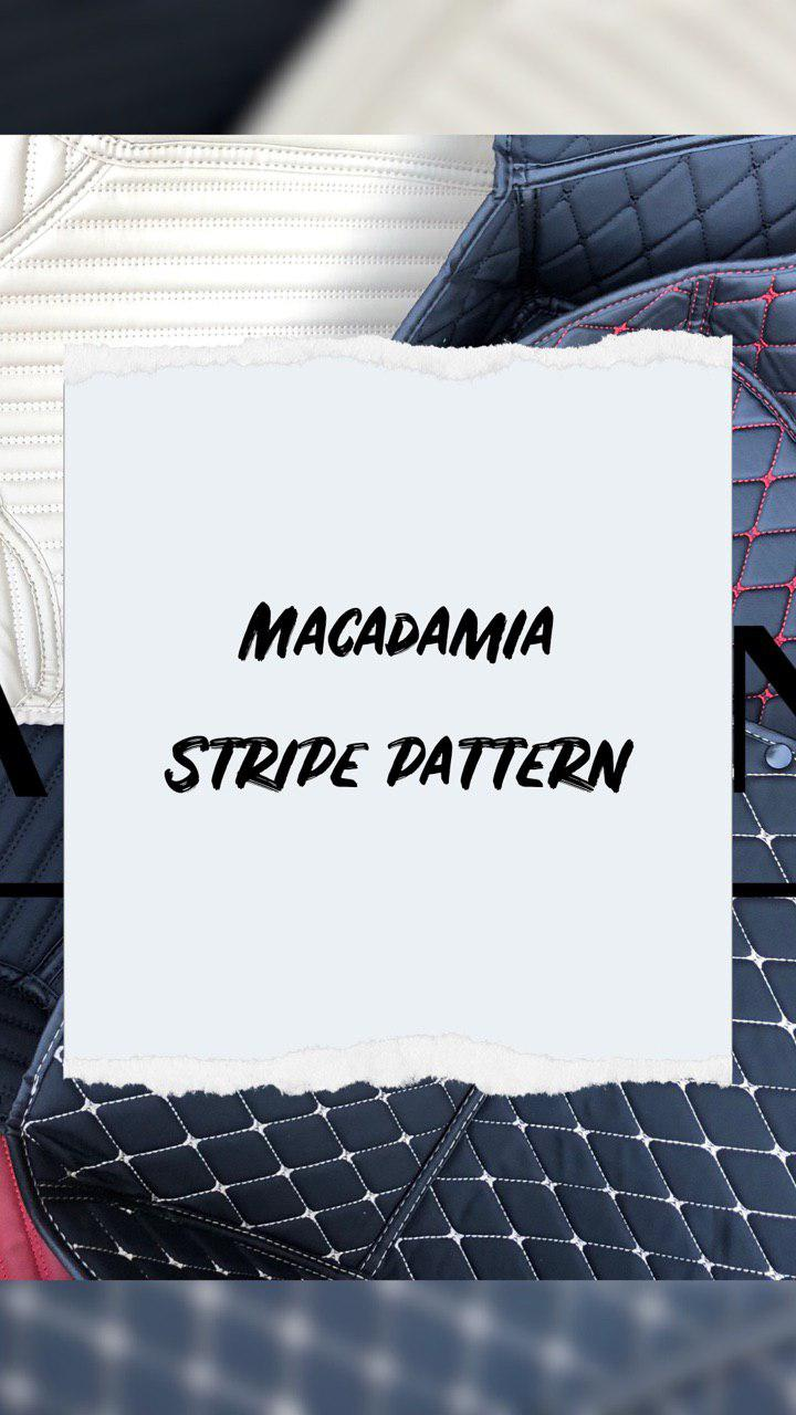 Macadamia Stripes