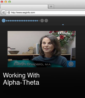 Working with Alpha-Theta