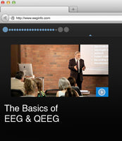 The Basics of EEG & QEEG with Jack Johnstone Ph.D.