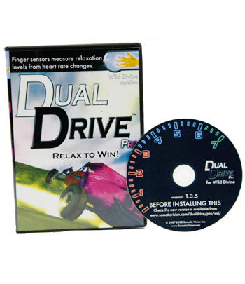 Dual Drive Pro for Wild Divine (Software Only)