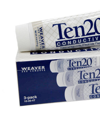 Ten20 Paste 4oz. Tube - 3 Pack