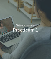 Distance Learning Practicum 1: May 12-14, 2021
