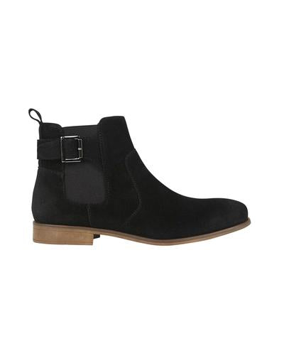 REASON Rancher Chelsea Boot (Black)