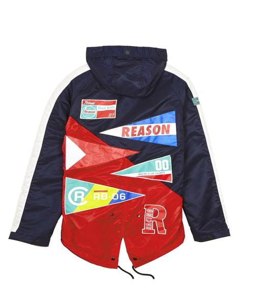 REASON Captain Anorak Jacket