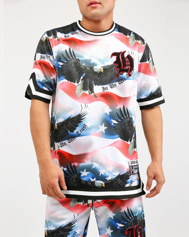HUDSON In Us We Trust Shooting Jersey