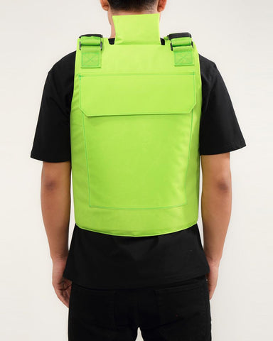 Hudson Finessin Play Vest (Green) (Pre-Order, Ships 7/15)