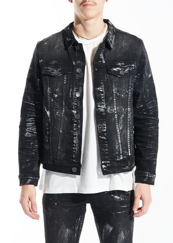 Embellish Blake Jacket (Black)