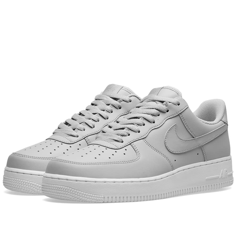 low priced 715a7 ae444 NIKE Air Force 1 07 Low (Wolf Grey-White)