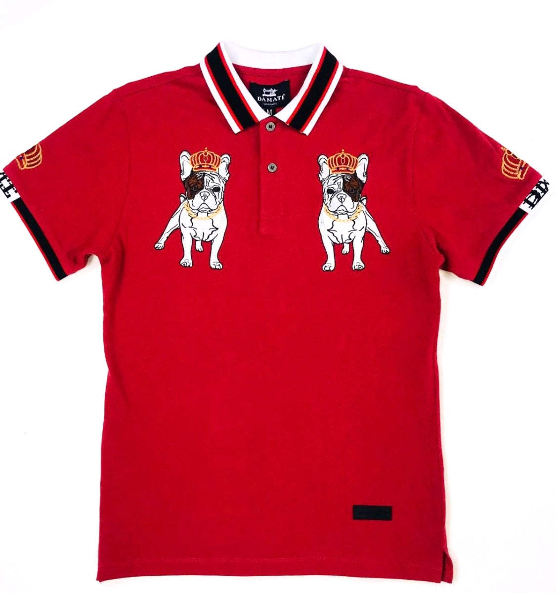 Damati Polo (Red)