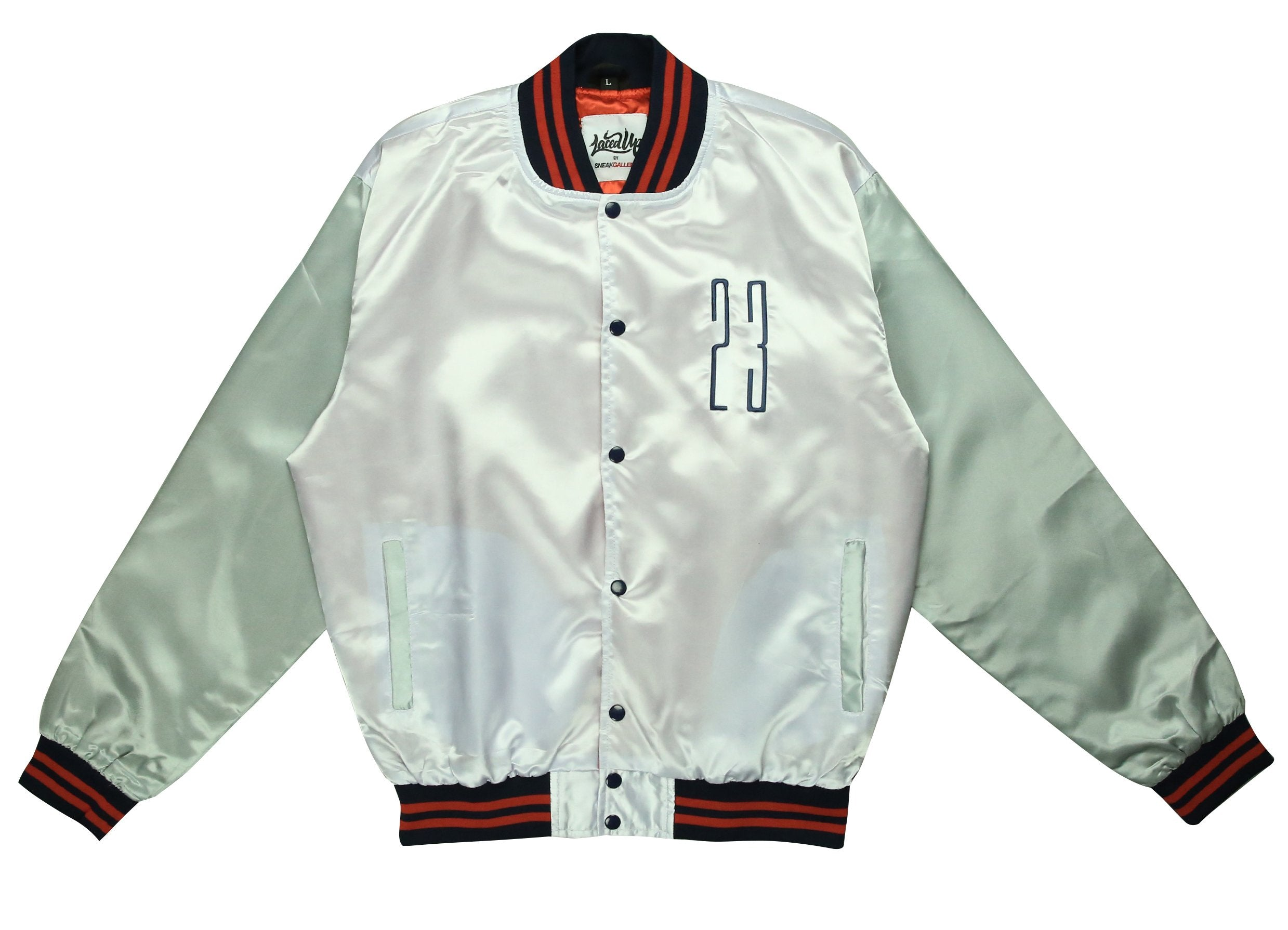 Sneak Gallery 1991 TINKER INSPIRED SATIN BOMBER JACKET
