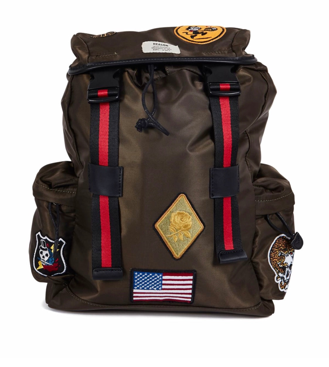 Reason Military Backpack
